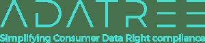 Adatree Logo light teal