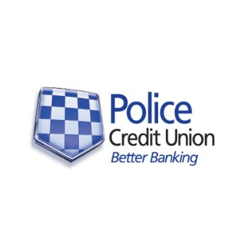 Police credit union logo web